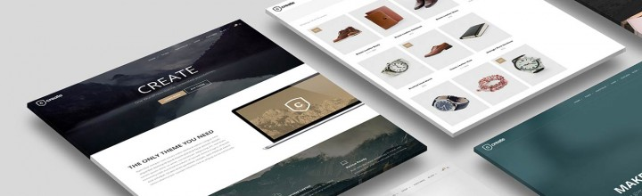 Introducing Create: Our New Multipurpose WordPress Theme
