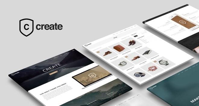 create theme