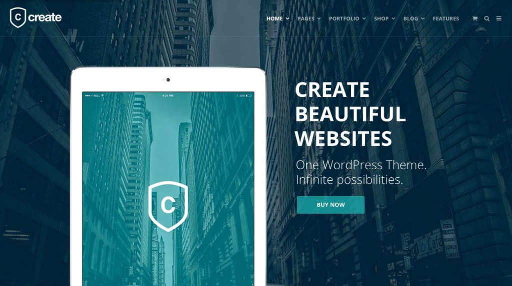 create_wordpress_theme