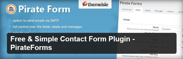 12 Best Contact Form Plugins for WordPress | ThemeTrust