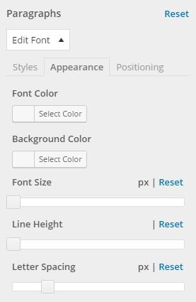 appearance-tab