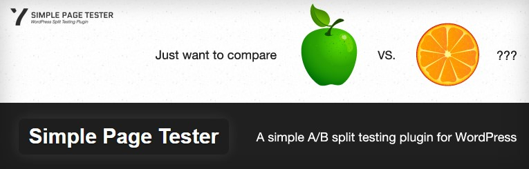 How to A/B Test in WordPress: Simple Page Tester plugin