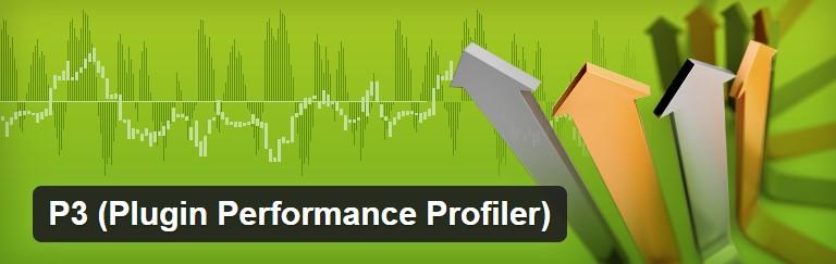 Tools to test WordPress site performance: P3 plugin
