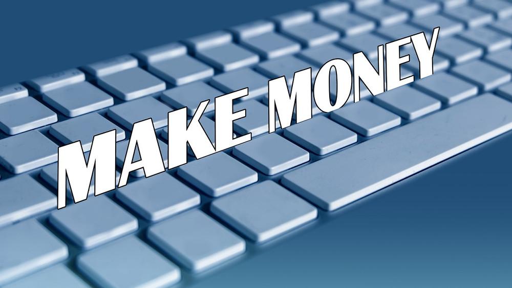 Make Money - Generic Stock Image
