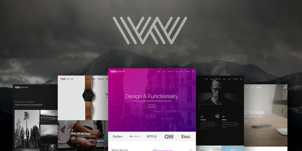 5 Ways to Use Weston to Build a Portfolio Site