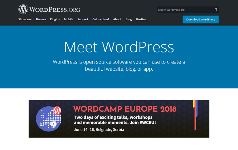 WordPress.org Blog