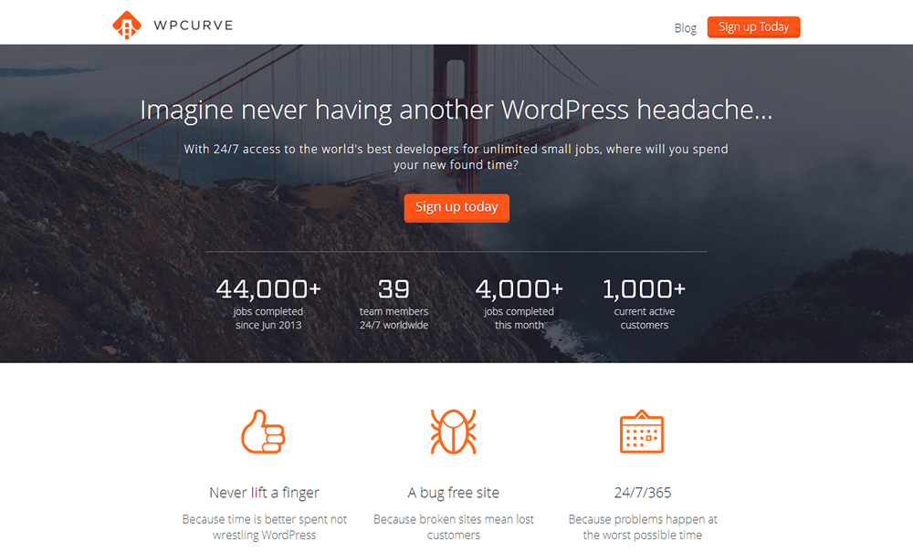 The WP Butler is a WordPress maintenance service that offers customizable ...