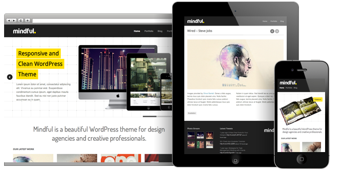 Announcing Mindful: A Beautiful and Responsive WordPress Theme for ...